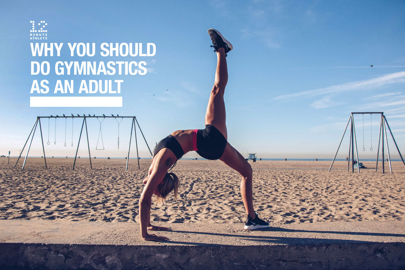 Reasons to do adult gymnastics