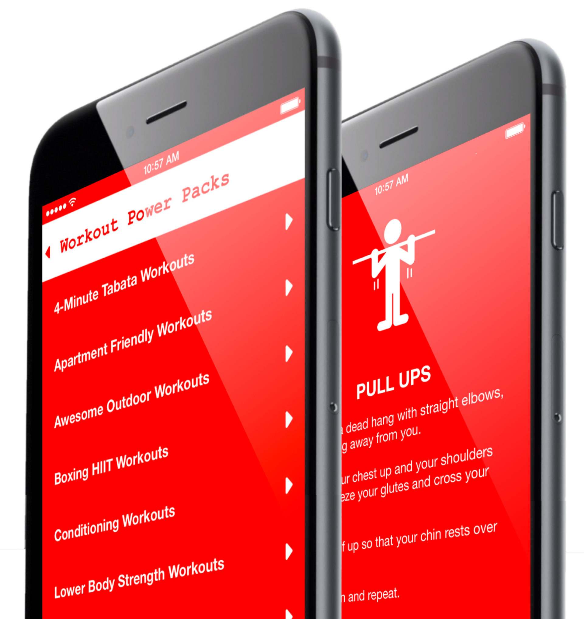 12 Minute Athlete HIIT Workouts App - 12 Minute Athlete