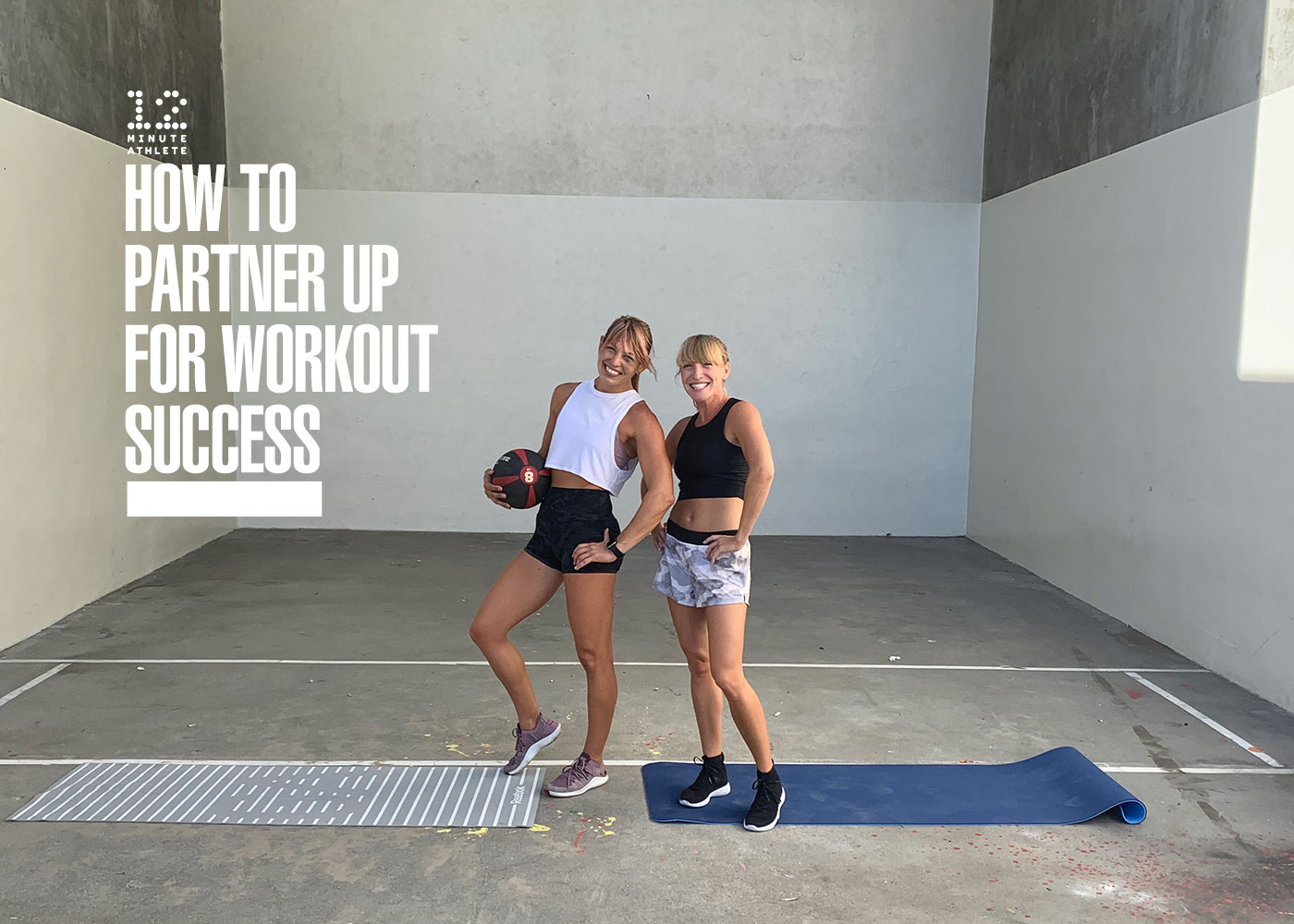 How to partner up for workout success